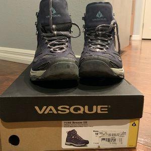 Vasque Breeze III's-worn ONCE $90